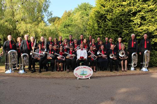 Wellington Silver Band